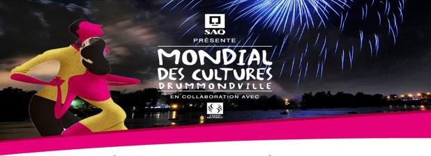 31e édition du Mondial des Cultures de Drummondville - Un immense succès