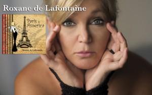 ROXANE DE LAFONTAINE : UN DIMANCHE À PARIS.
