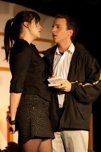 Annie Gignac et Martin Lebrun