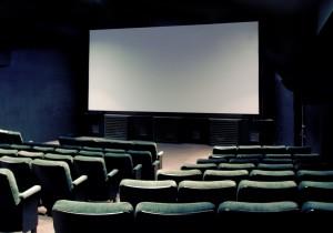 La salle actuelle du Cinéma Cartier
