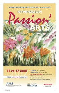 Symposium Passion'ARTS de l'AARS