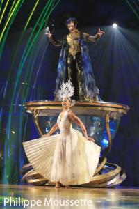 La déesse du paon