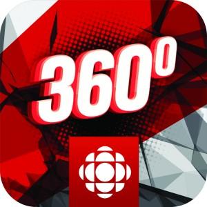 RADIO-CANADA LANCE L'APPLICATION 360° À TÉLÉCHARGER GRATUITEMENT