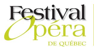Festival d'Opéra de Québec - LE JEU DE ROBIN ET MARION