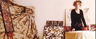La Galerie L'oeuvre picturale de Diane Dufresne à la Galerie Lounge TD