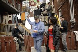 Présente son premier film comme réalisateur au FESTIVAL FANTASIA