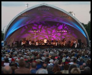 Grand concert sous les étoiles de l'Orchestre symphonique de Longueuil