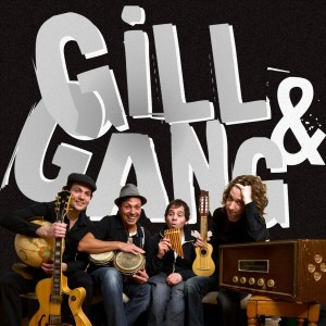 Le jeudi 12 juillet à 20h  GILL & GANG GOES COUNTRY