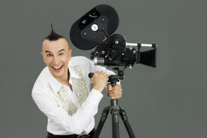 Arturo Brachetti à la Salle Albert-Rousseau ce vendredi et samedi!