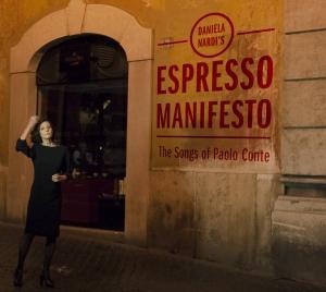 Daniela Nardi' s - Expresso Manifesto (The Songs of Paolo conte)