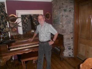 Le propriétaire Gaston Cloutier