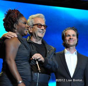 Marie-Josée Lord,Luc Plamondon et Bruno Pelletier