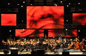 L'Orchestre de la francophonie dirigé par Jean-Philippe Tremblay