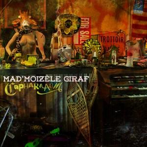 Un 2e album pour Mad'MoiZèle GIRAF