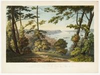 les nombreux artistes qui ont immortalisé Sillery, l'un des plus célèbres est James Pattison Cockburn. Voici une de ses aquarelles intitulée : Cape Diamond and Wolfe's Cove from Point à Pizeau, 1833.