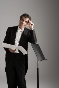Richard Paré, clavecin et direction