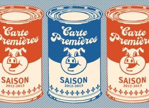 La nouvelle saison de Carte Prem1ères est lancée!