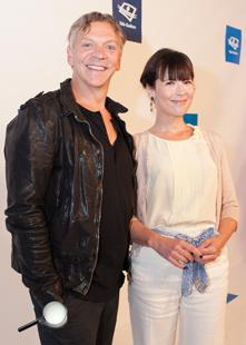 Marc Labrèche et Anne Dorval