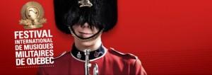 Coup d'envoi du 14e Festival international de Musiques militaires de Québec