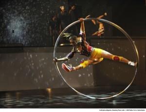 TOHU : le Cirque Éloize présente iD