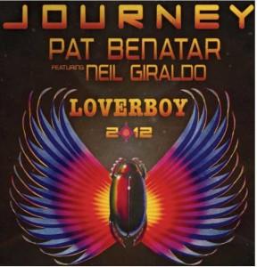 Journey /  Nouveaux billets  5 novembre / Centre Bell