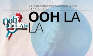 Festival OohLaLA! - 16 octobre - SAT