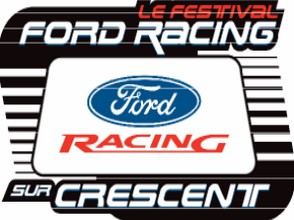 Festival Ford Racing sur la rue Crescent