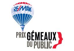 Vote prix Gémeaux du public RE/MAX