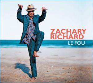 Zachary Richard en tournée cet automne