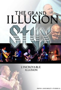The Grand Illusion Samedi 18 août à 20 h