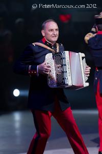 La France et l'accordéon