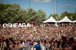 OSHEAGA 2012 - Prévente 2013!