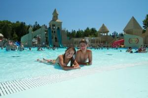 la nouvelle attraction du Village Vacances Valcartier, Mirage.