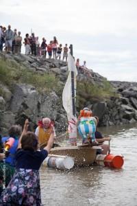 Le  bilan de la Fête des chants de marins 2012.