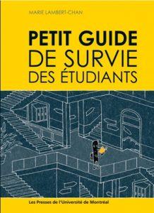 Couverture du livre Petit guide de survie des étudiants