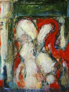 """Jean Gaudreau, artiste-peintre présente """"De fond en Comble"""","""