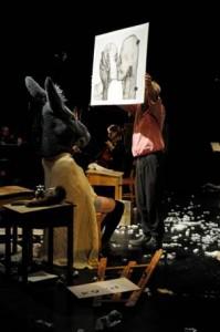 La Jeune-Fille et la mort_Espace Libre_10 au 20 octobre 2012