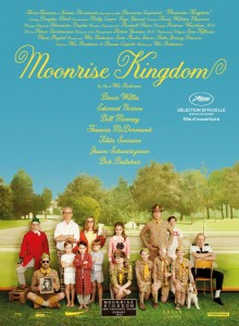 Moonrise Kingdom  Mercredi 10 octobre 19h30