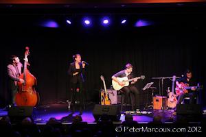 Mademoizelle Fizz et ses musiciens
