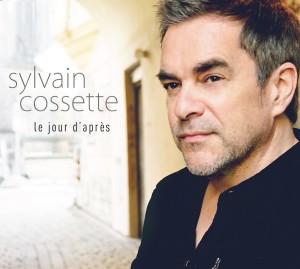 Le nouvel album de Sylvain Cossette