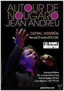 Jean Andreu, L'Astral et Studio-Théâtre