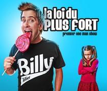 Billy Tellier : les 22, 23, 25 et 26 janvier 2013 au Théâtre St-Denis