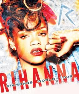 Rihanna / 17 mars 2013 / Centre Bell