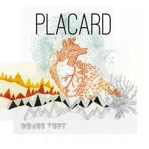 PLACARD - Demon Vert