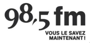 Écoute radio estivale : le 98,5 fm numéro un pour la première fois