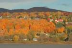 les couleurs d'automne à bord du Cavalier Maxim de Croisières AML