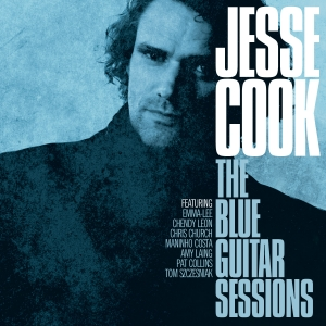 Jesse Cook -The Blue Guitar Sessions