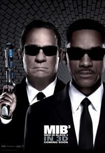 Men in black 3 à l'ancien cinéma Taché