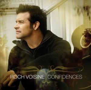 Le nouvel album de Roch Voisine « Confidences »