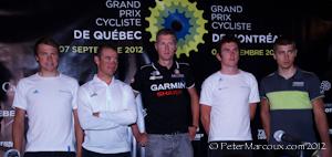 Edvald Boasson Hagen,Thpomas Voeckler,Ryder Hesjedal,Peter Sagan,Geraint Thomas